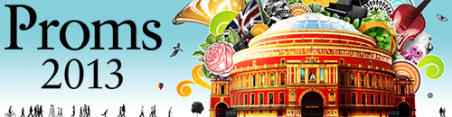 Albert Hall Logo - Proms 2013