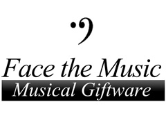 Face the Music - Musical Giftware